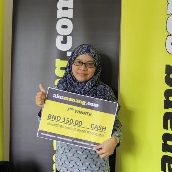 2nd Prize - Radiah Omar