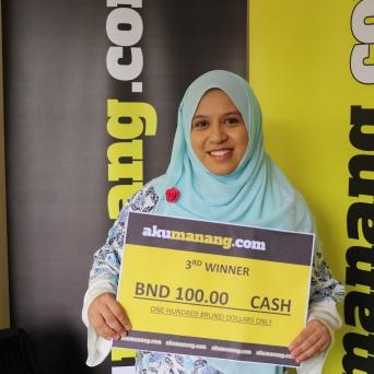 3rd Prize - Zeti Yusmira