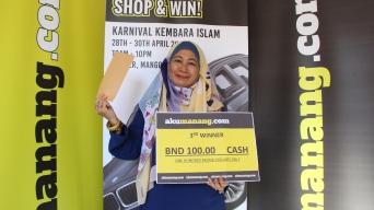 March - 3rd Winner